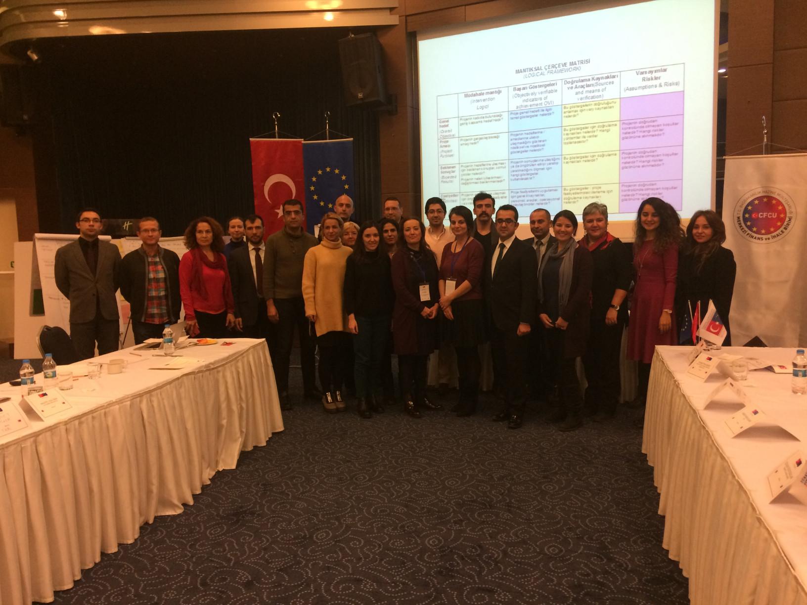 Kamu Kurumlarının Sivil Toplum ile İşbirliğinin Güçlendirilmesi Eğitimi