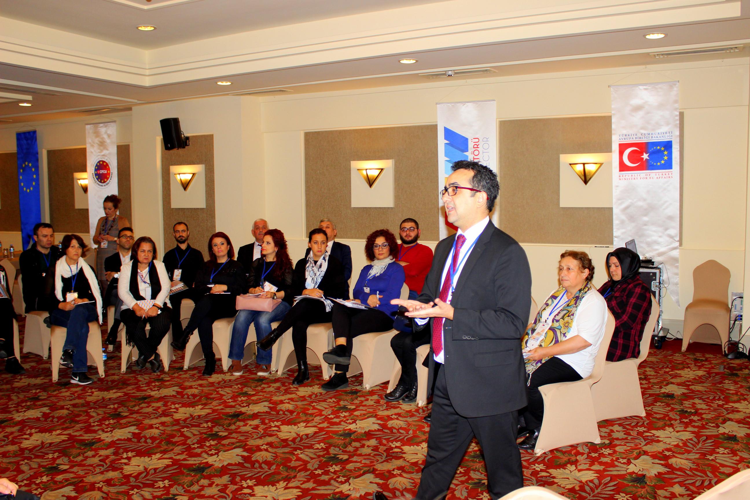 Sivil Toplum Sektörü Çalıştayı, Ekim 2017, Trabzon