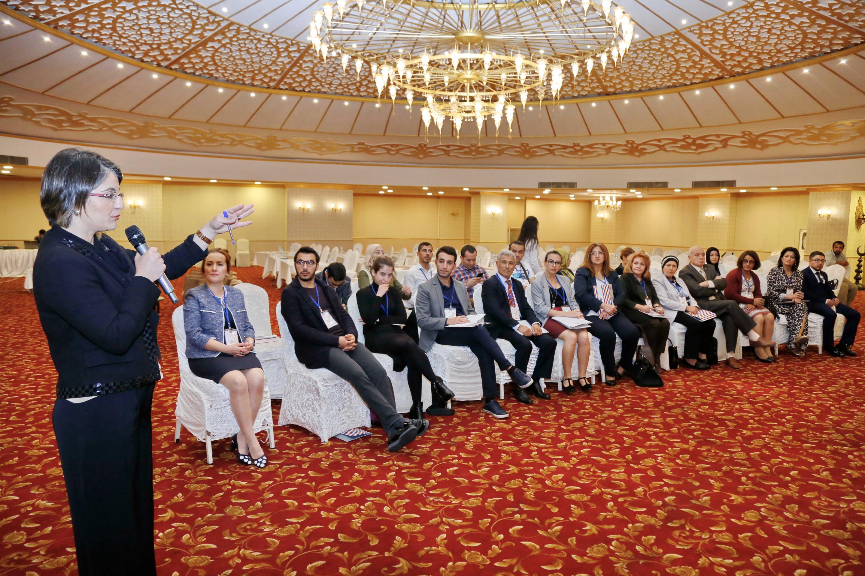 Sivil Toplum Sektörü Çalıştayı, Ekim 2017, Gaziantep