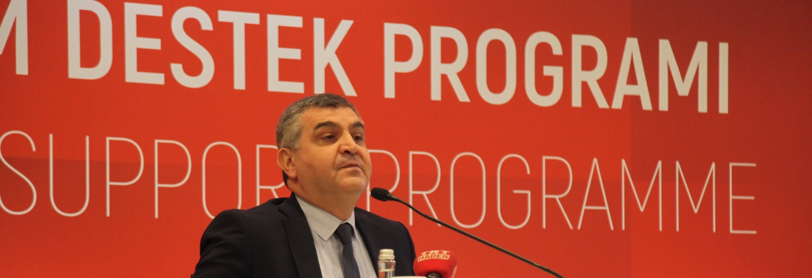 Civil Society Support Programme Opening Ceremony was held in Ankara