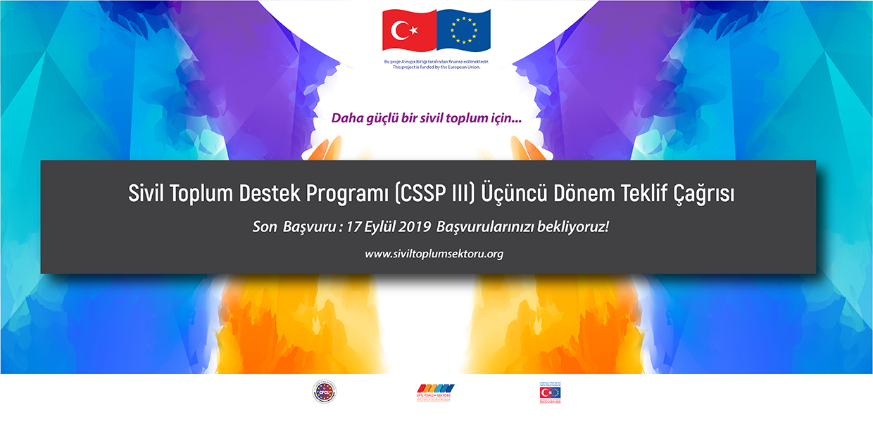Call for Proposal for the Third Phase of the Civil Society Support Programme (CSSP-III)