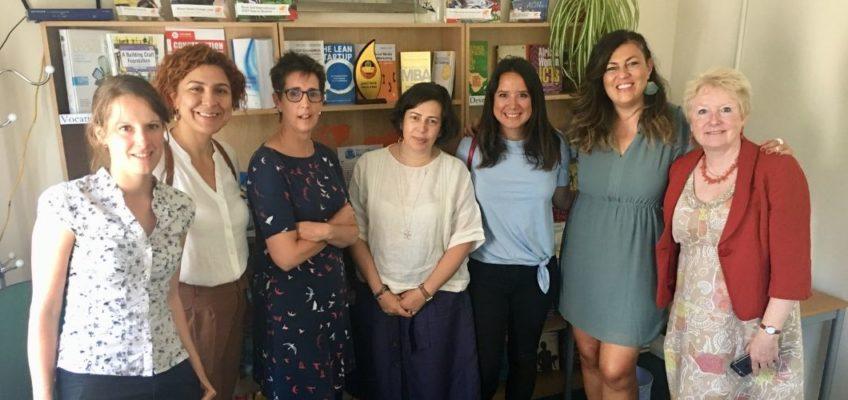 (Turkish) Okuma Kültürünü Yaygınlaştırma Platformu Projesi (OKUYAY) Londra Çalışma Ziyareti Gerçekleştirildi