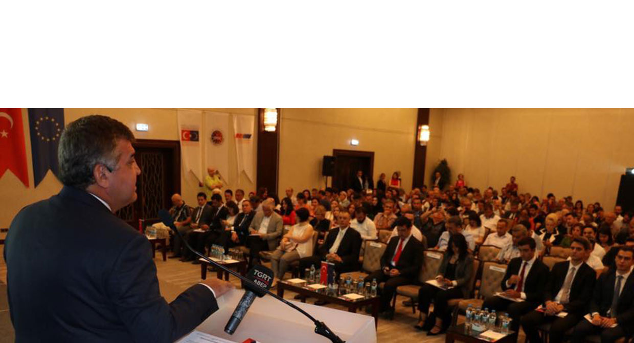 Information Meetings for the Third Phase of the Civil Society Support Programme was  Held in 6 cities of Turkey