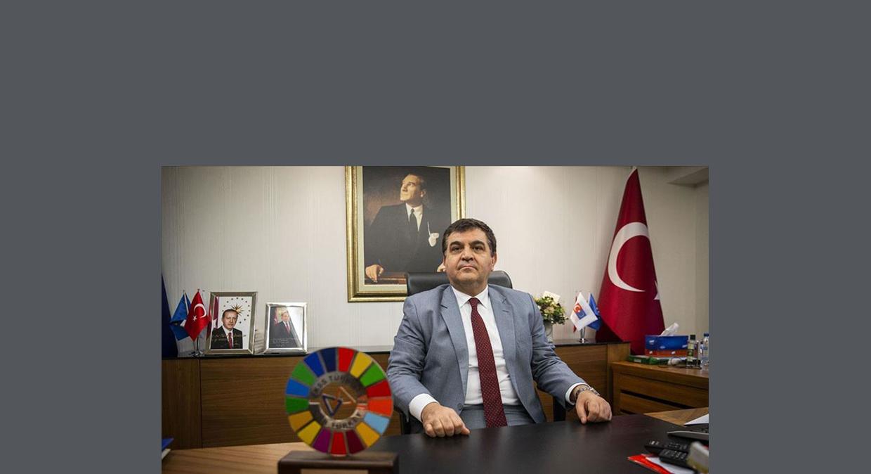 """(Turkish) """"Kurumsal Sosyal Sorumluluk Ödülü"""" Sivil Topluma Verdiği Destekler Nedeniyle AB Başkanlığına Verildi…"""
