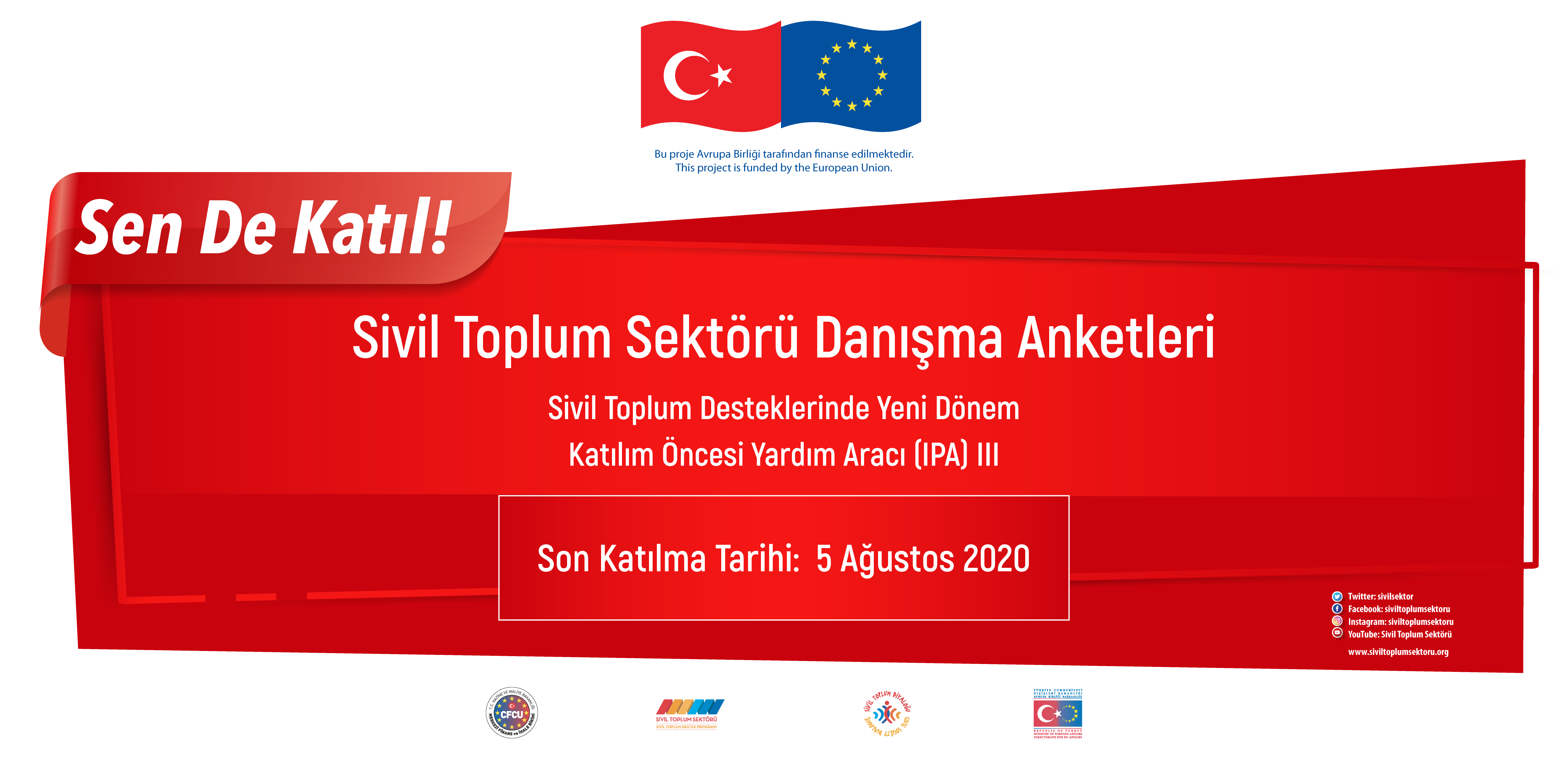 (Turkish) Sen De Katıl!