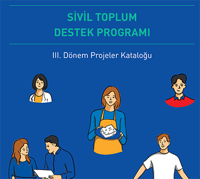 Project Catalogue for Civil Society Support Programme III Has Been Published!